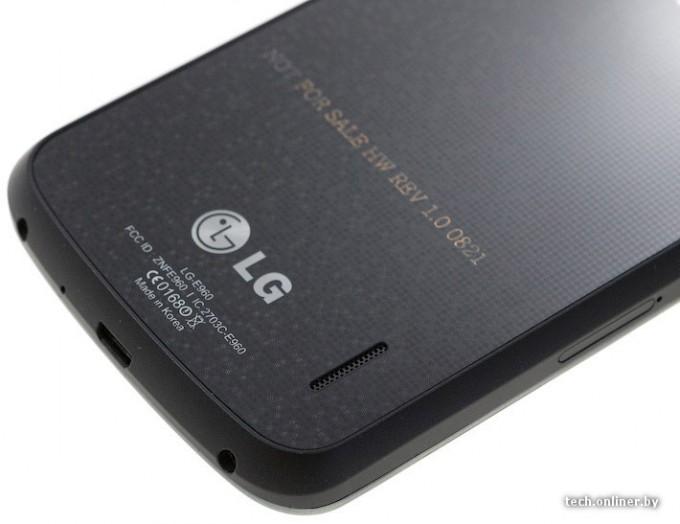 LG Optimus g Nexus 3