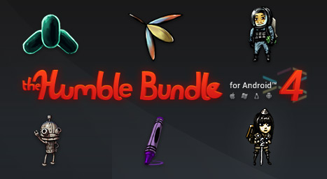 Humble Bundle for Android 4