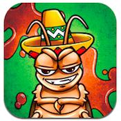 la cucaracha II iphone game