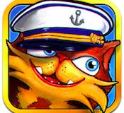 captain cat pocket iphone game
