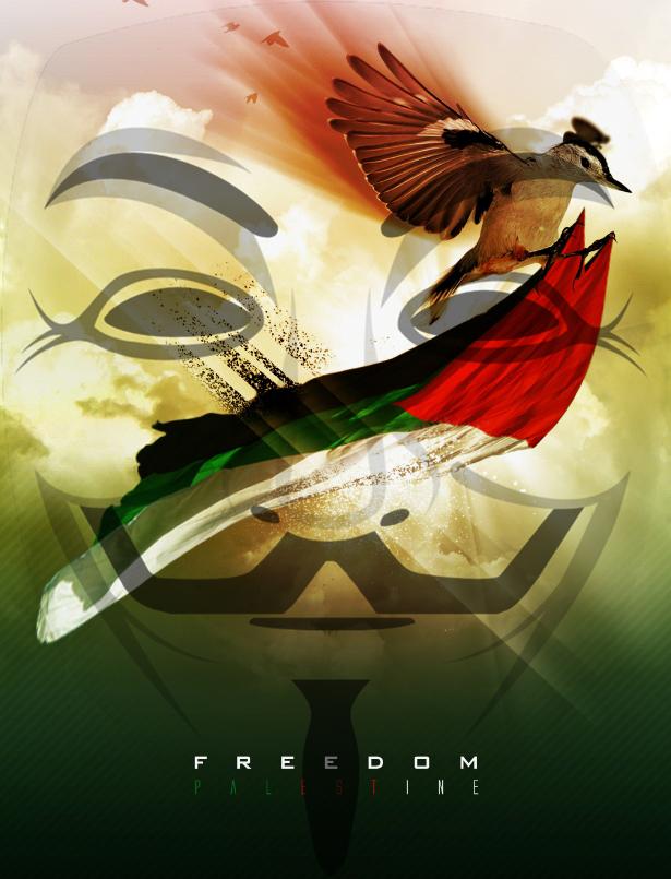 OpIsrael - Freedom Palestine