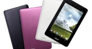 Asus Memo Pad Colors Nexus 7 alternative