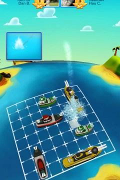 battlefriends at sea gameplay