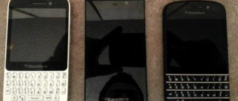Blackberry 10 release date