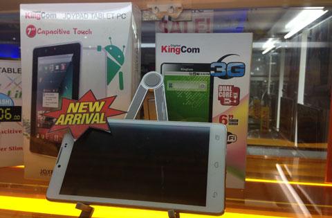 Kingcom Padphone Galaxy Note 2 competitor