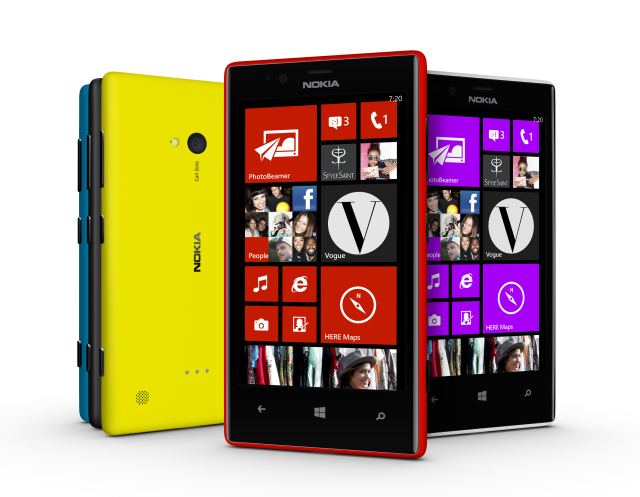 Nokia Lumia 720 Mobile World Congress