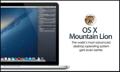 OSX Mountain Lion Server Course