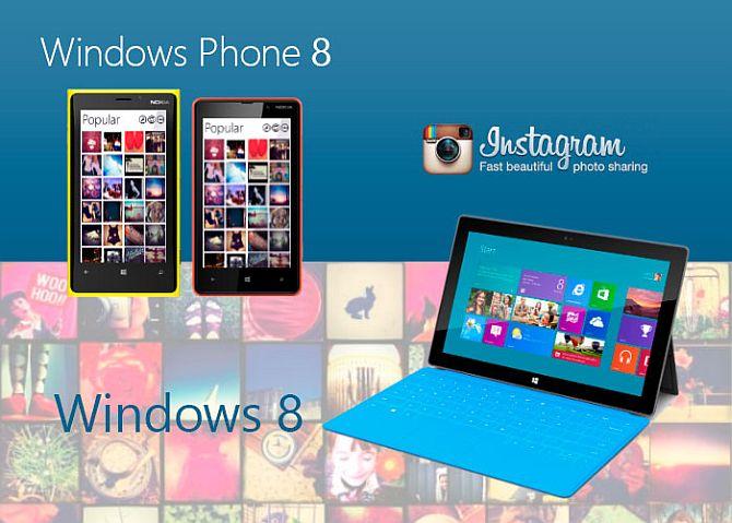 Windows Phone Instagram