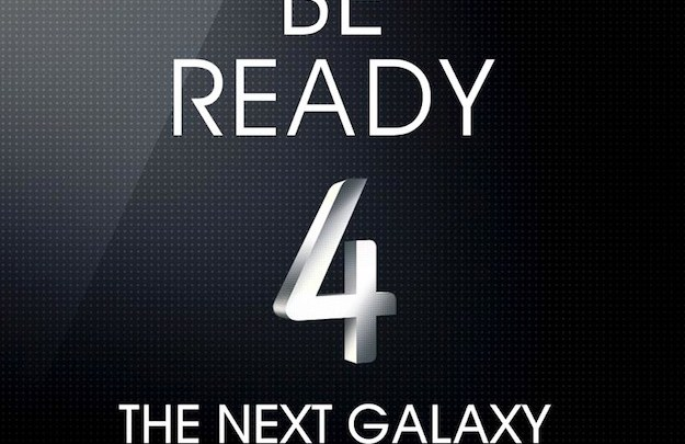 Samsung Galaxy S4 Release Date