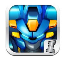 iron run iphone game