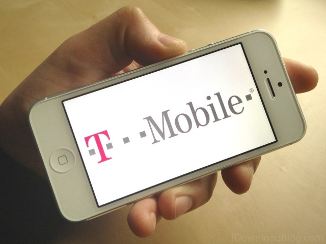 T-Mobile iPhone 5