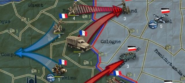 Strategy tactics WII