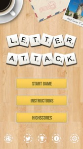 letter attack iphone game