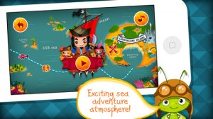Tales of Pirates iPhone Game