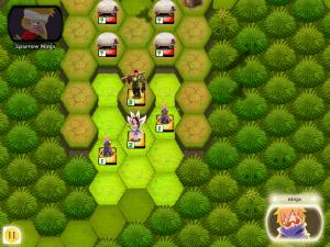 NVS Wargame: Ninja vs Samurai ipad game