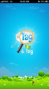 Tag & Flag iPhone Game