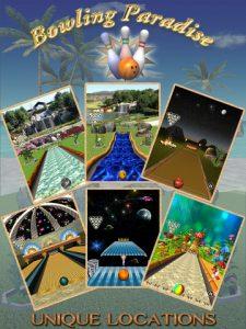 Bowling Paradise iPad Game