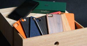 Truffol iPhone 5S case