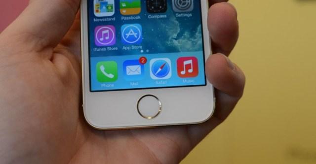 iPhone 5S design
