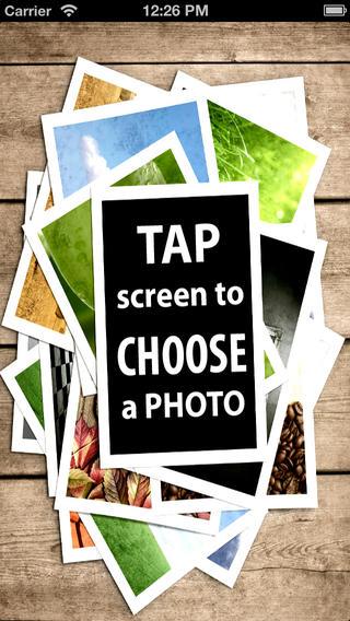 FotoBeam iPhone App