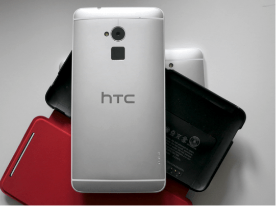 HTC One Max flip cover:battery case