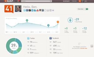 Klout Nearing End Of $100m Acquisition