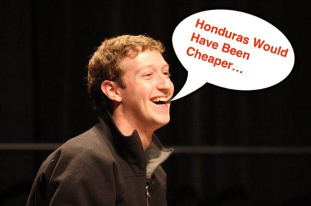 Honduras cheaper than WhatsApp