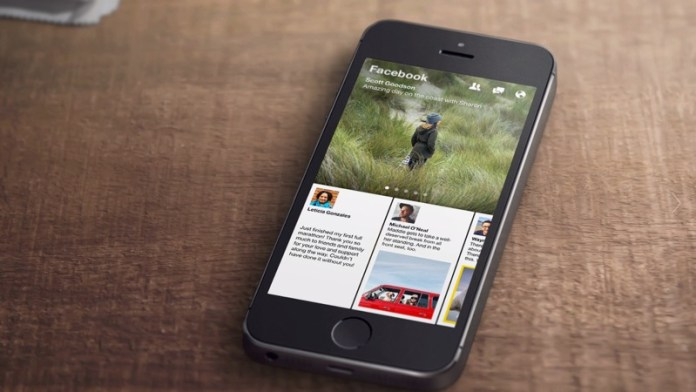 What is Facebook Paper?