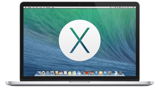 mavericks update OS X 10.9.2