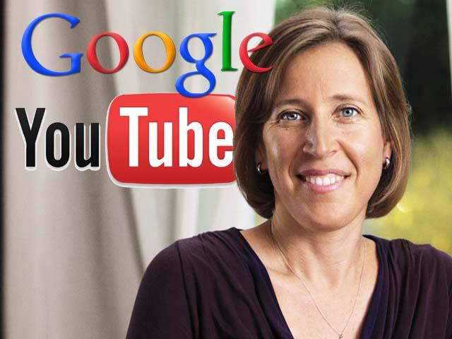 Susan Wojcicki, Google's new head of YouTube