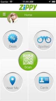 Zippy iPhone App