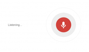 Google Search Now Opens Camera With Voice Commands
