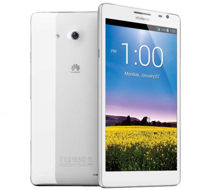 Huawei Sets Aside Plan For Windows Phone And Android Device