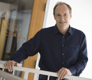 Tim Berners-Lee Calls For Online Bill Of Rights