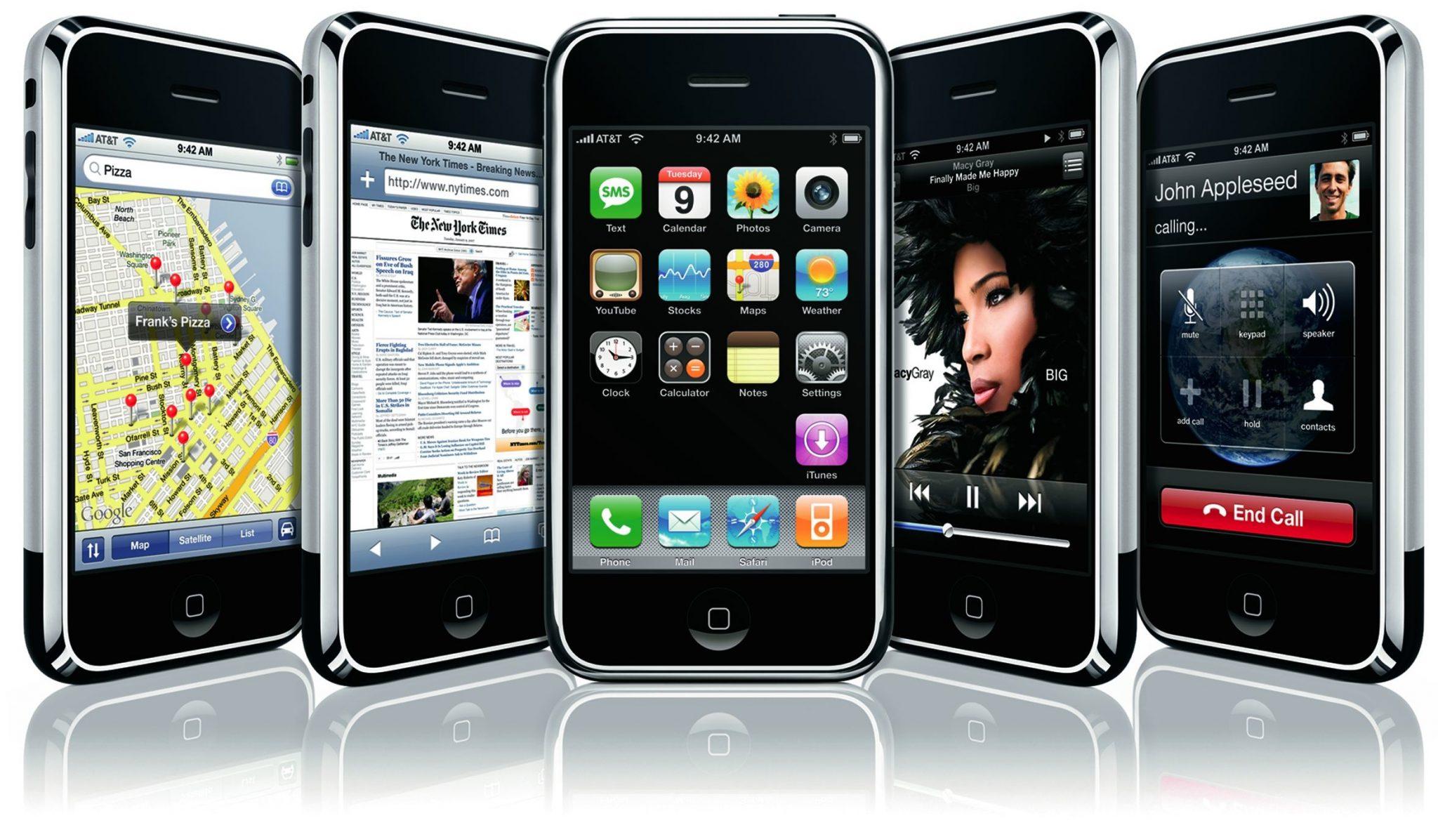 Wall Iphone App Journal Street