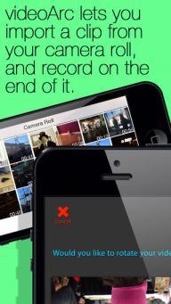 iphone video camera app