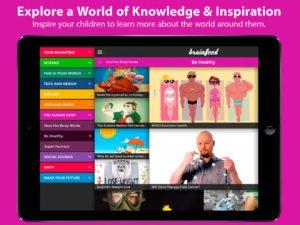 Brainfeed iPad App