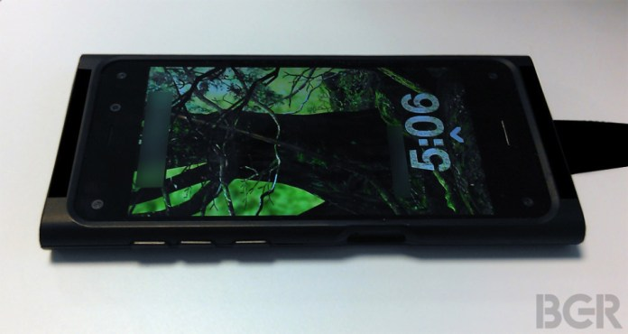First Pictures Of Amazon's 3D Smartphone Leaked