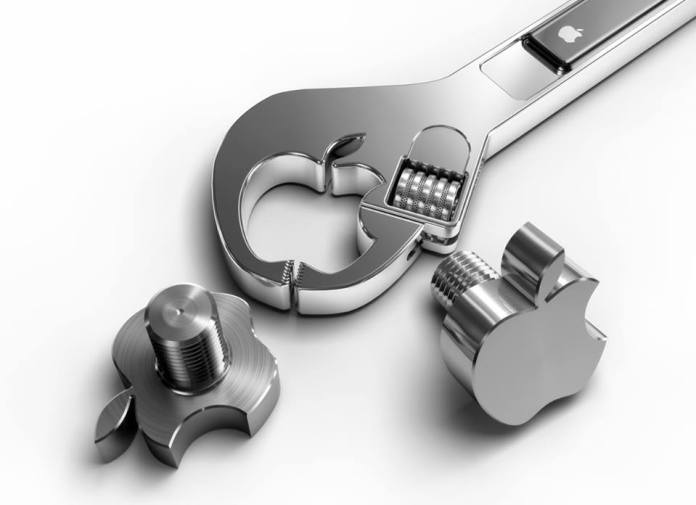 apple-wrench