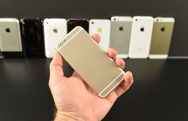 Early rumors said the iPhone 6 would ship in first half of the year, just like last year. Pfft, silly rabbits, the iPhone 6 will ship in the Fall.