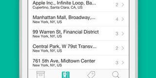 Klaser Stuff Organizer iPhone App