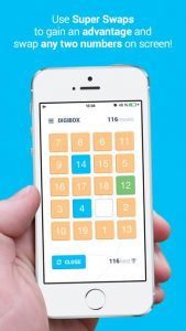 DIGIBOX iPhone Game