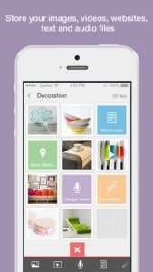 ClipUp iPhone App