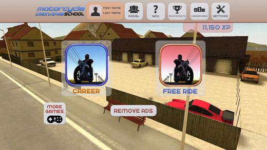 Motorcycle Driving School 2