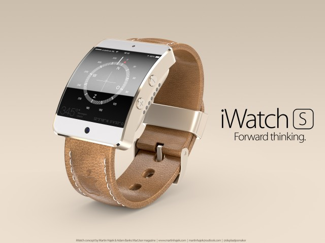 One for the guys and another for the girls, hmm? Fresh details, including that Apple plans to ship the iWatch in two sizes, have emerged