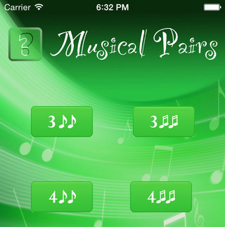 Musical Pairs Featured