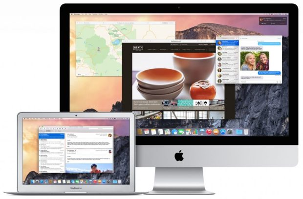 If you have OS X Yosemite on your Mac, you will want to install to this update, OS X 10.10.2, which is chock full o' security and bug fixes