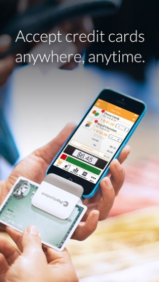 Pay Anywhere iPhone App
