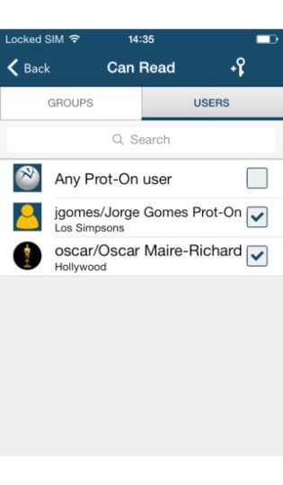 Prot-On App