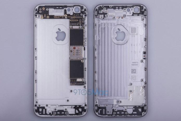 apple iphone 6s leak